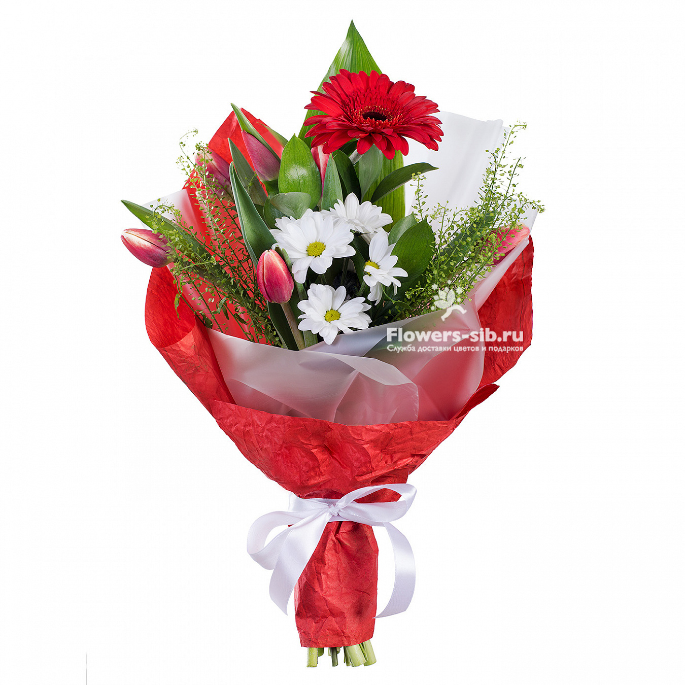 Warm spell at the price 3380 - delivery of bouquets flowers and ...